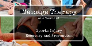 Massage Therapy Sports Injury Recovery