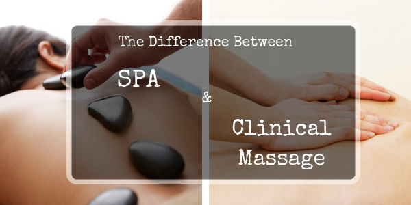 The Difference Between Spa and Clinical Massage - Advanced Health