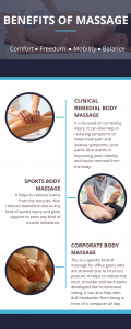 what is benefits of Massage